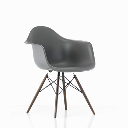 Silla daw mobiliario de oficina en diversos acabados for Sillas vitra imitacion