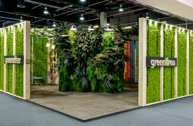 Green Area decoracion vegetal Zaragoza